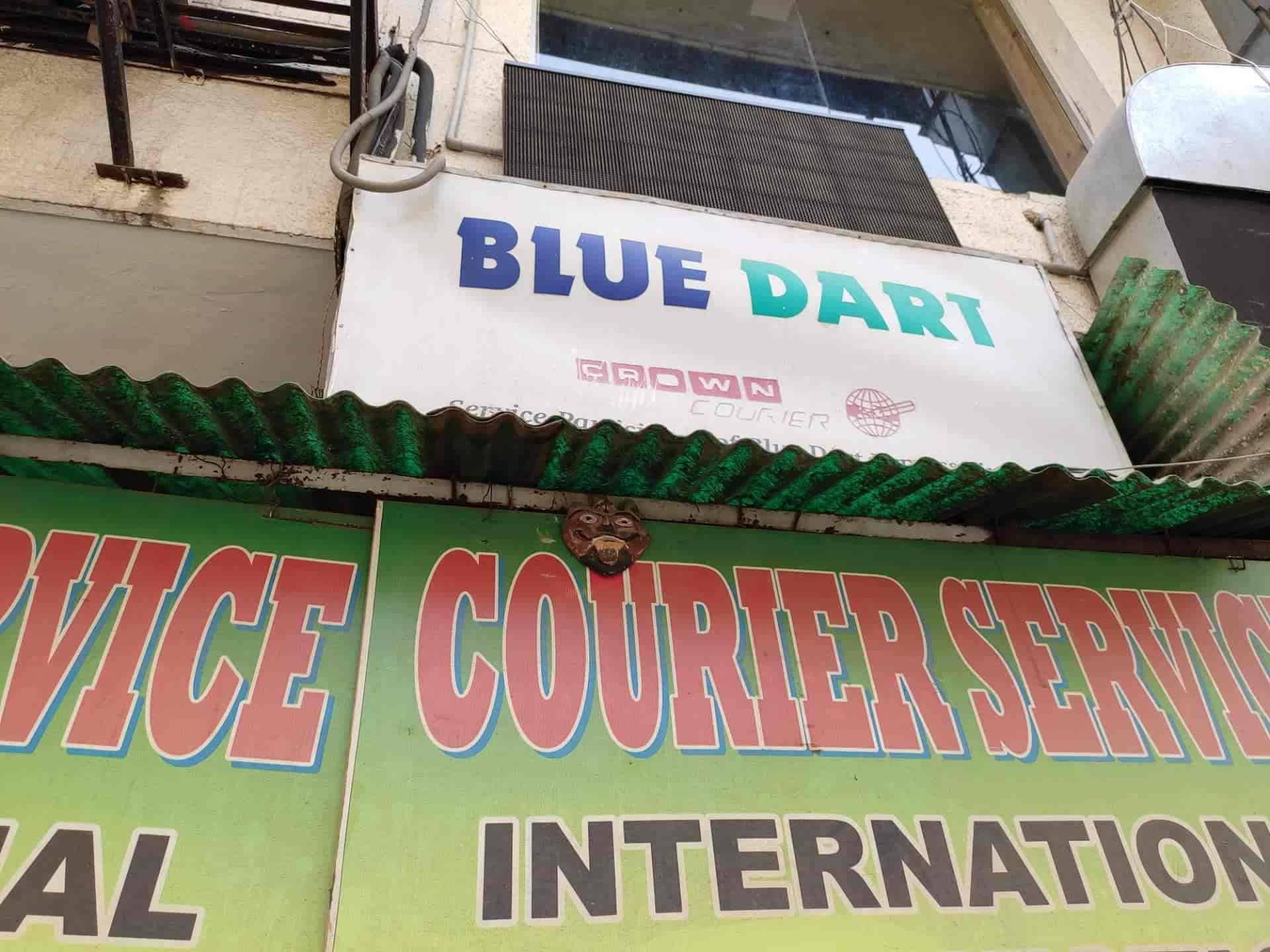 Blue Dart Courier Services, East Of Kailash, Delhi