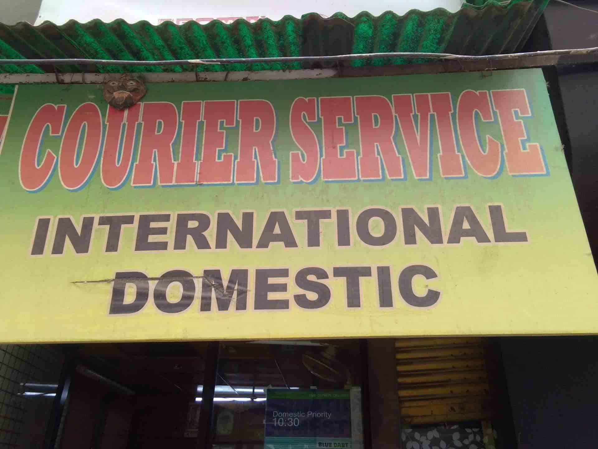 Blue Dart Courier Services, East Of Kailash, Delhi - Domestic