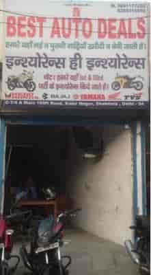 Best Auto Deals >> Best Auto Deals Babarpur Second Hand Motorcycle Dealers In Delhi