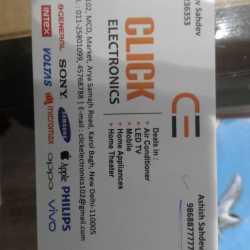 Click Electronics, Karol Bagh - LED TV Dealers in Delhi - Justdial