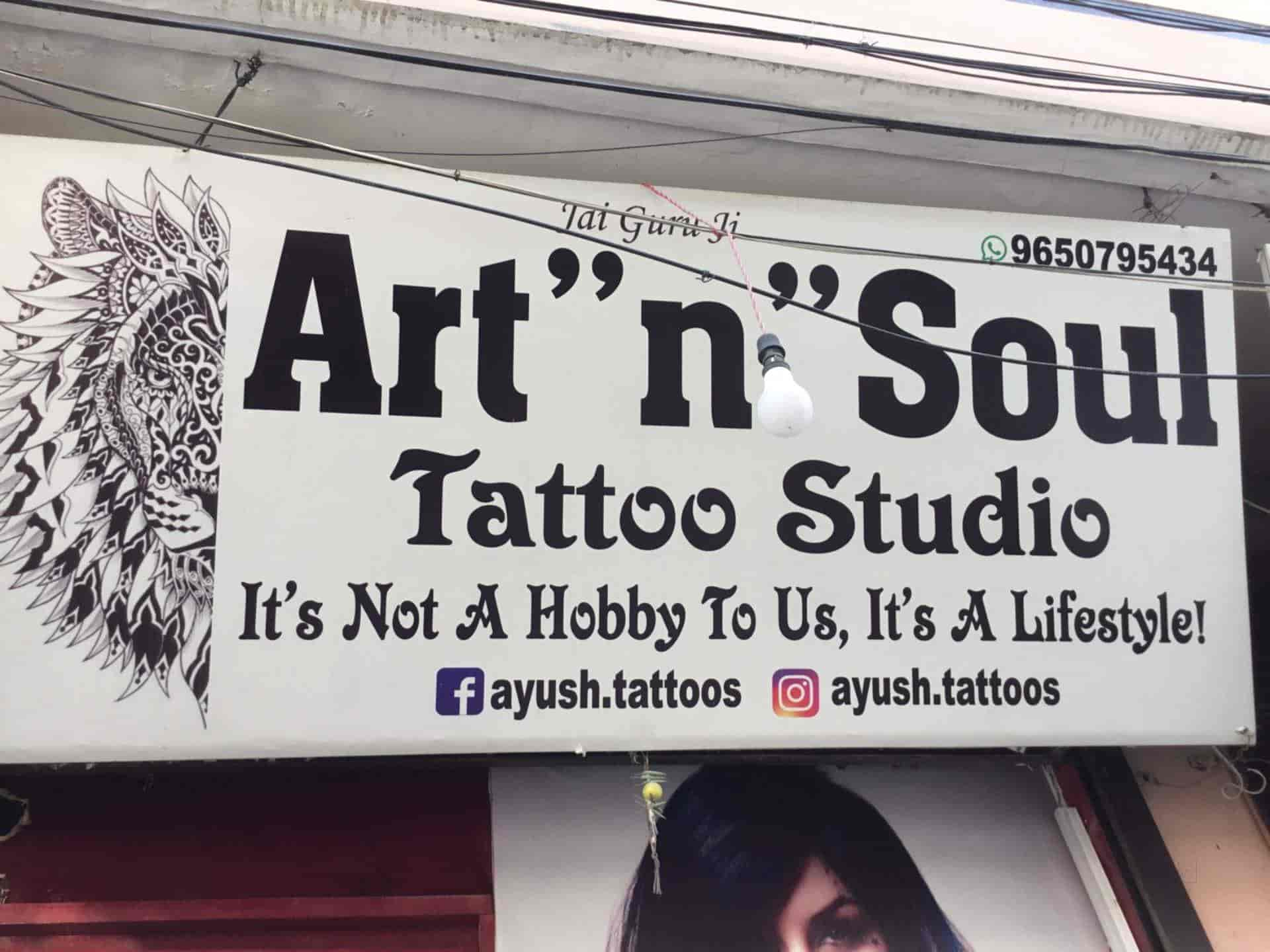 4942add70361b Art N Soul, Uttam Nagar - Tattoo Artists in Delhi - Justdial