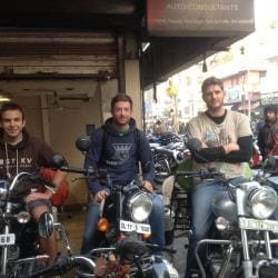 Bikes Rent In Delhi How To Take Bike On Rent Royal Enfield
