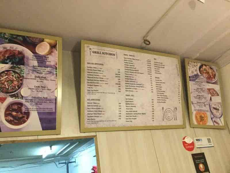 The Grill Kitchen, Kalkaji, delhi - Chinese, Mughlai, North Indian
