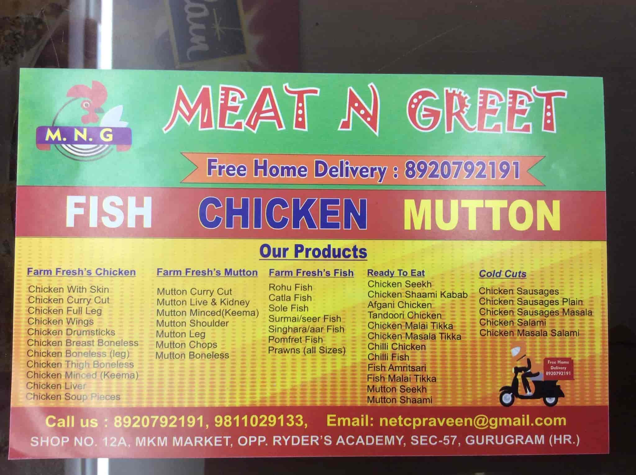 Meat n greet photos sector 57 gurgaon pictures images gallery meat n greet photos sector 57 delhi chicken retailers m4hsunfo