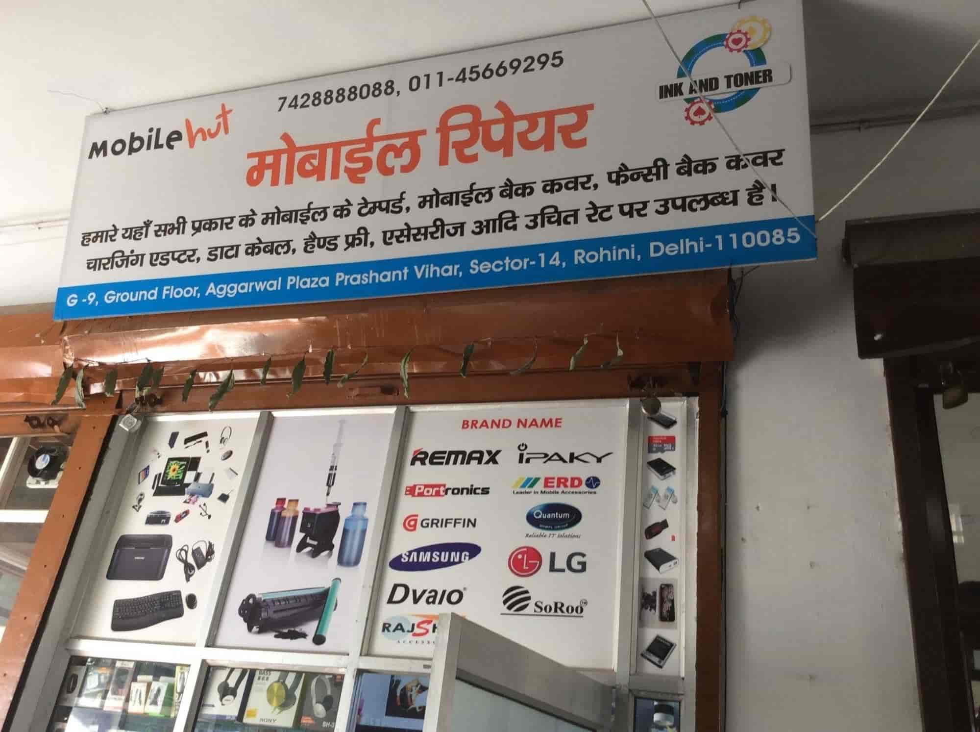 Mobile Hut, PRASHANT VIHAR - Mobile Phone Repair & Services