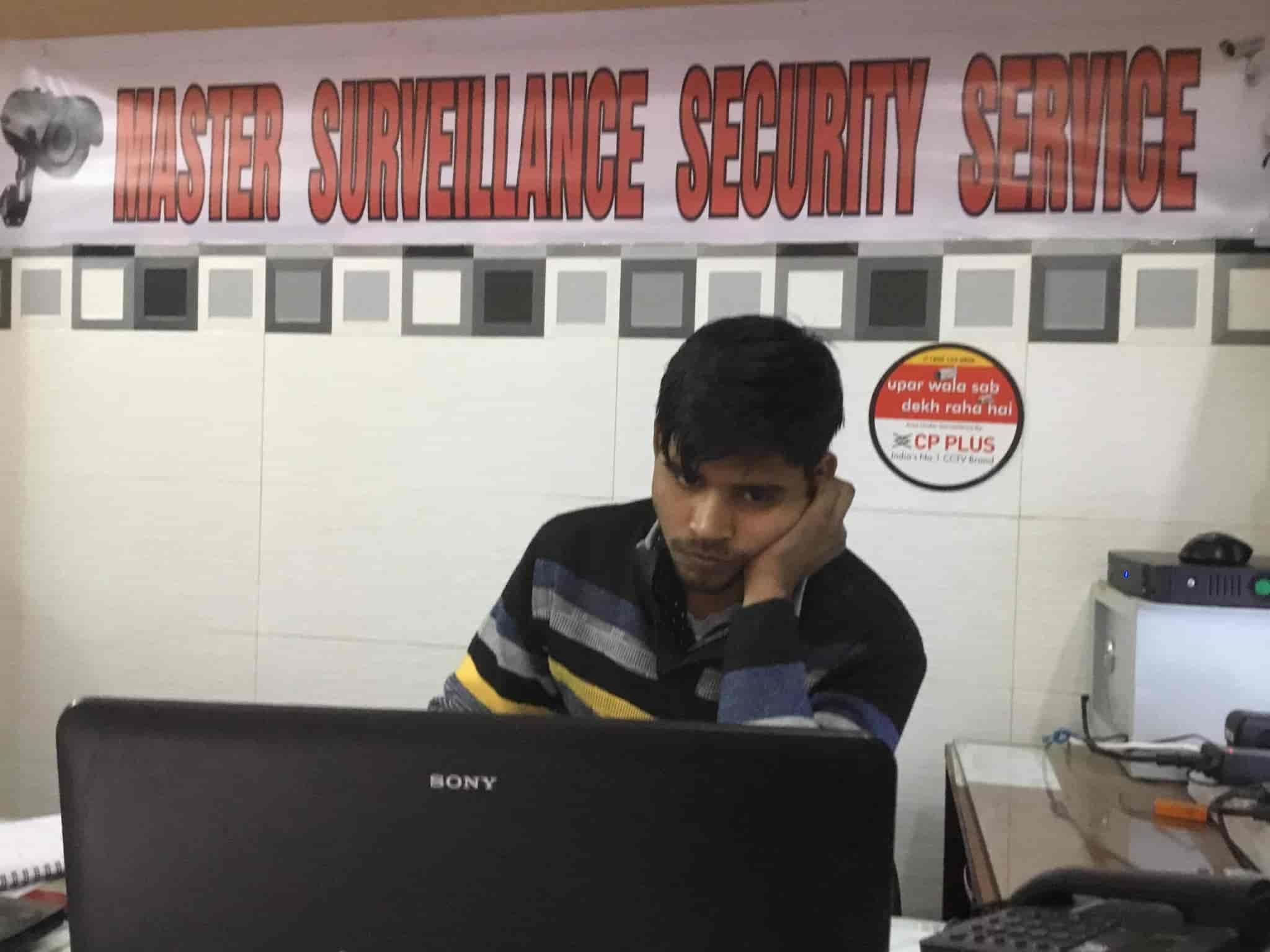 Master Surveillance Security Services Photos, Govind Puri