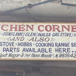 Kitchen Corner Gas, Lajpat Nagar 1 - Gas Stove Repair & Services in on pellet stoves in corners, cabinets in corners, wood burning stoves in corners,