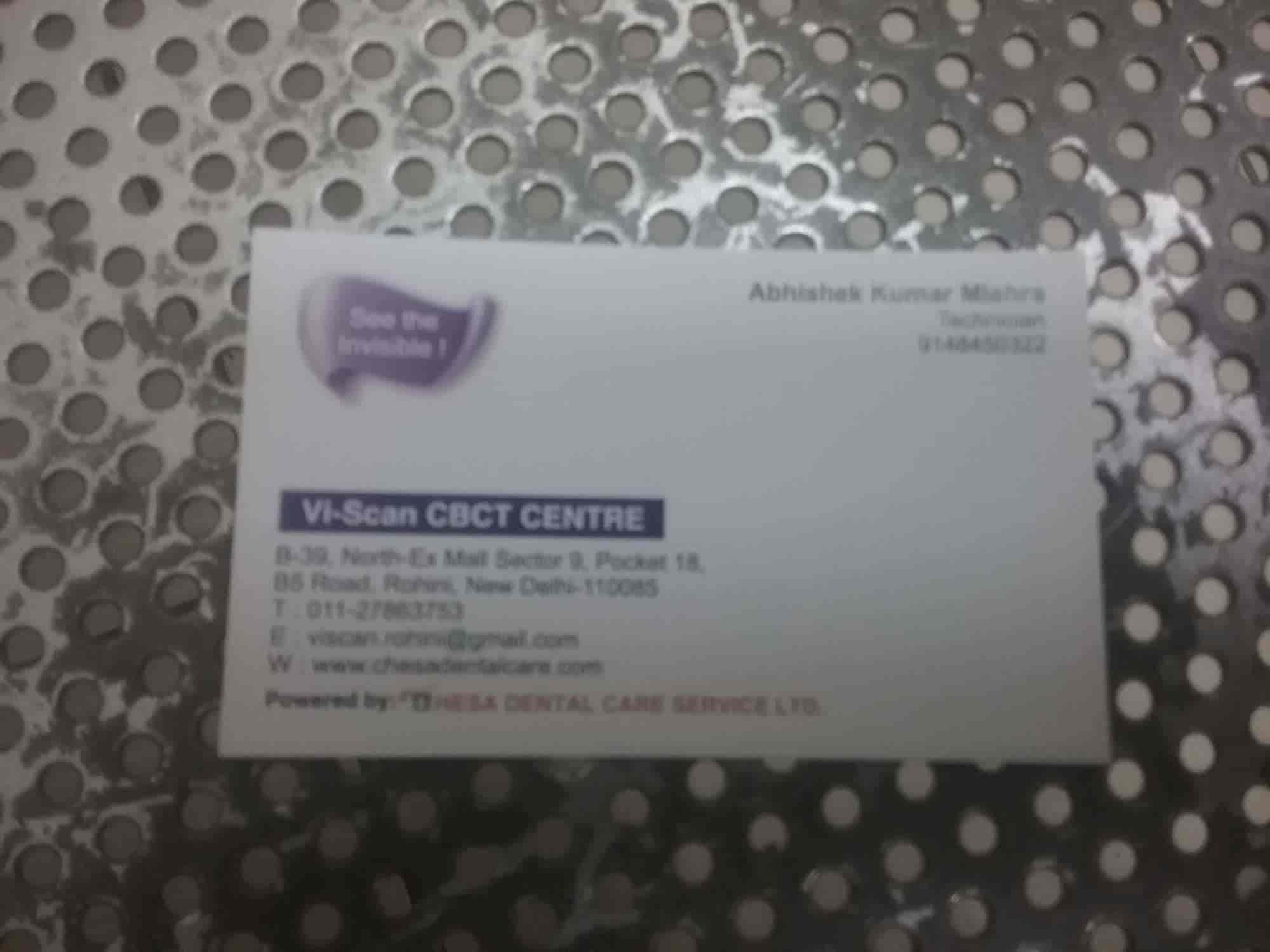Vatech Dental CT Centre, Rohini Sector 9 - Diagnostic