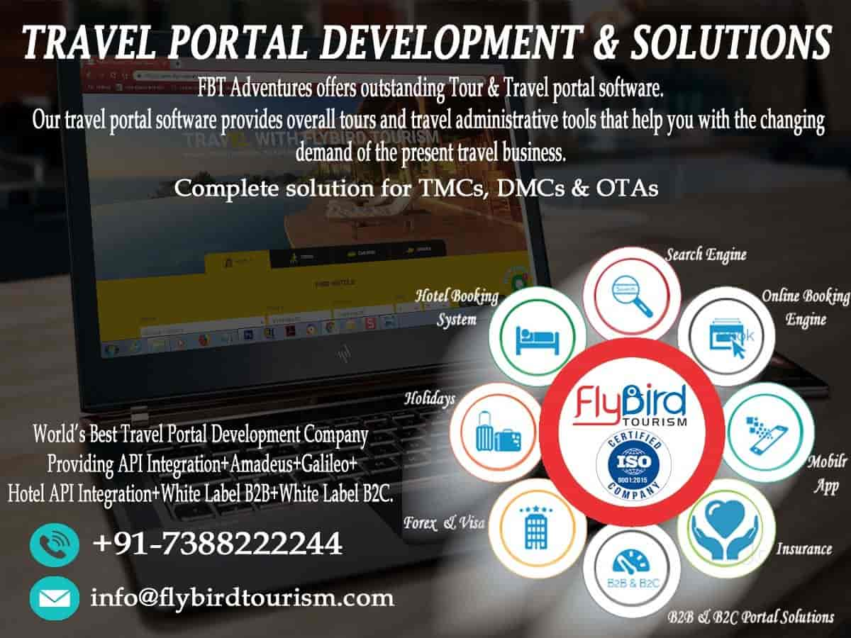 FlyBird Tourism, East Of Kailash - Travel Agents in Delhi