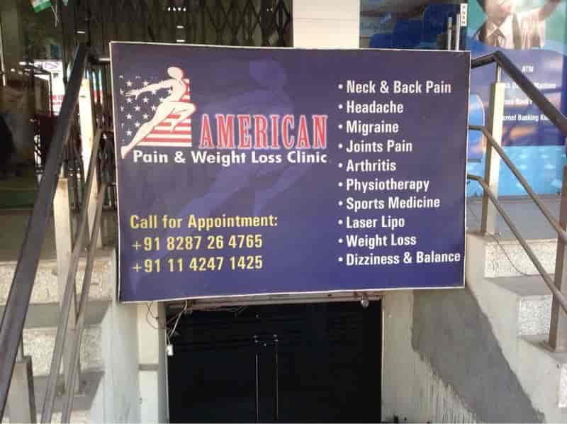 American Pain And Weight Loss Clinic Photos Pitampura Delhi