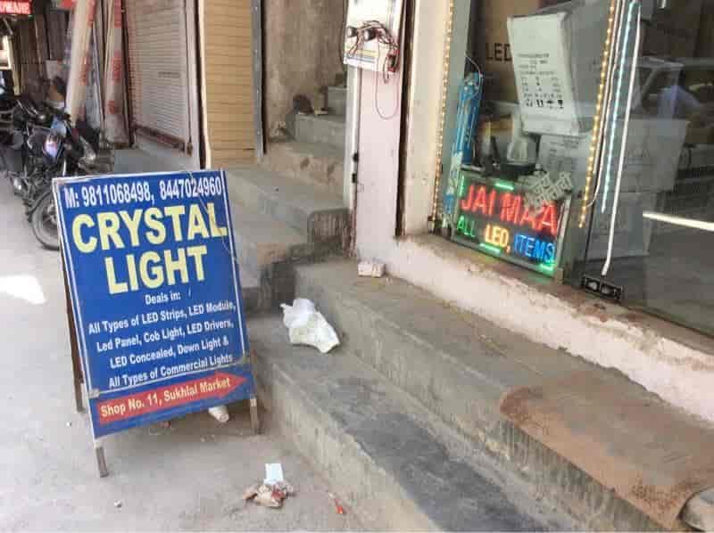 Crystal light photos pitampura delhi pictures images gallery crystal light photos pitampura delhi led light dealers aloadofball Gallery