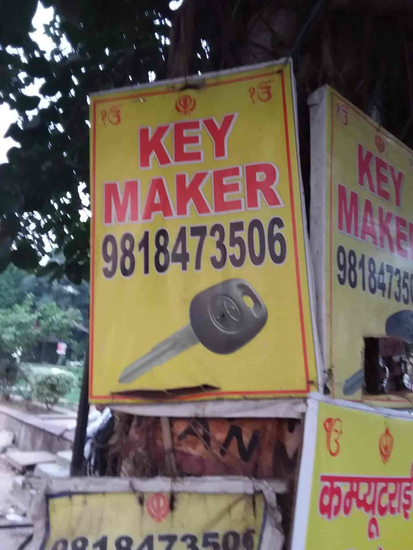 Singh Key Maker, Lajpat Nagar - Duplicate Key Makers in Delhi - Justdial