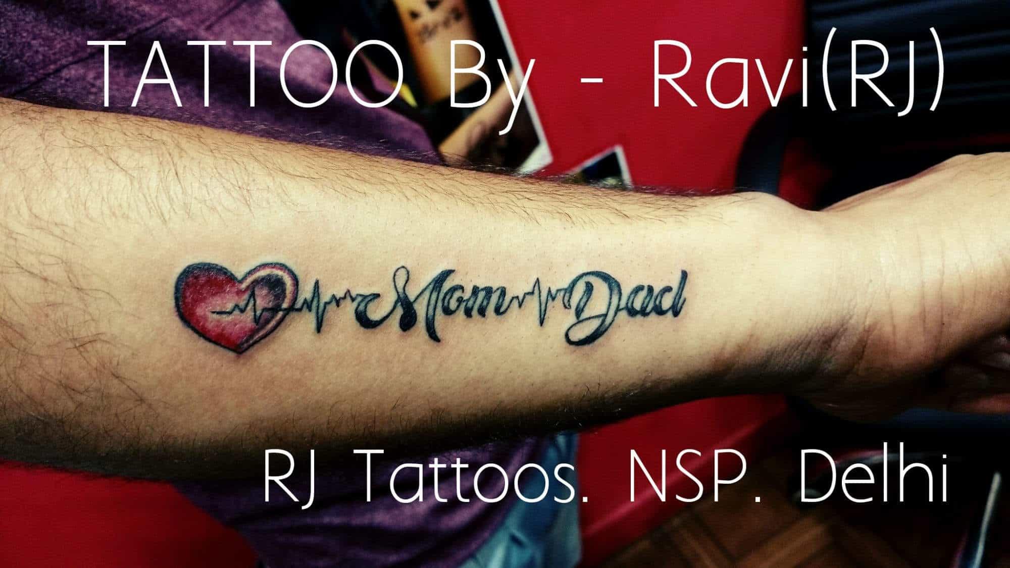 Rj Tattoos Photos Pitampura Delhi Pictures Images Gallery
