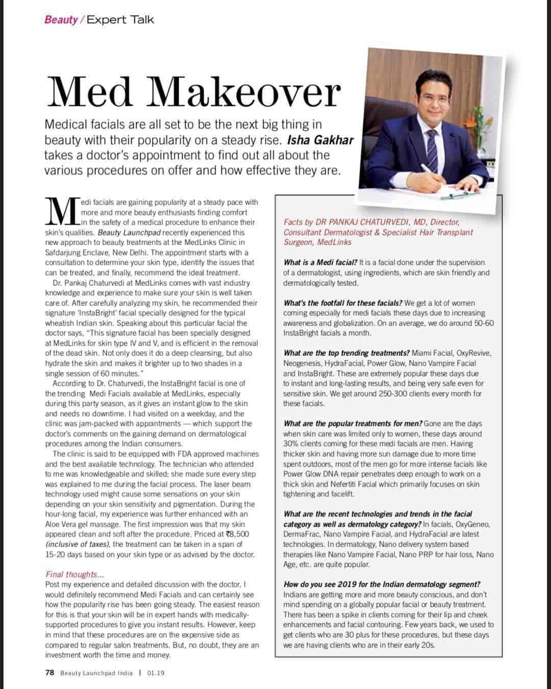 Medlinks Safdarjung Enclave Dermatologists In Delhi Justdial