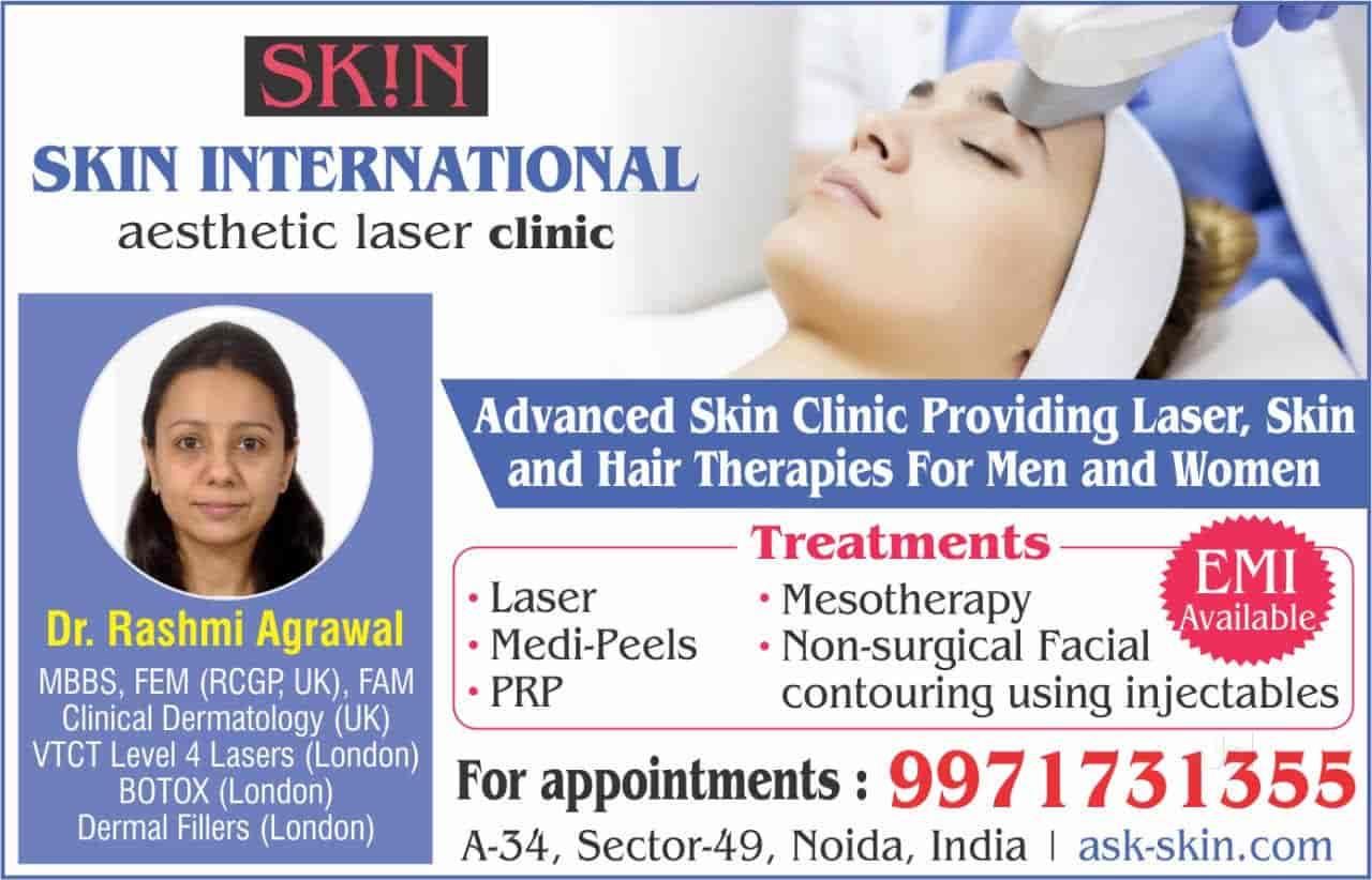 Skin International Aesthetic Laser Clinic Photos, Sector 49