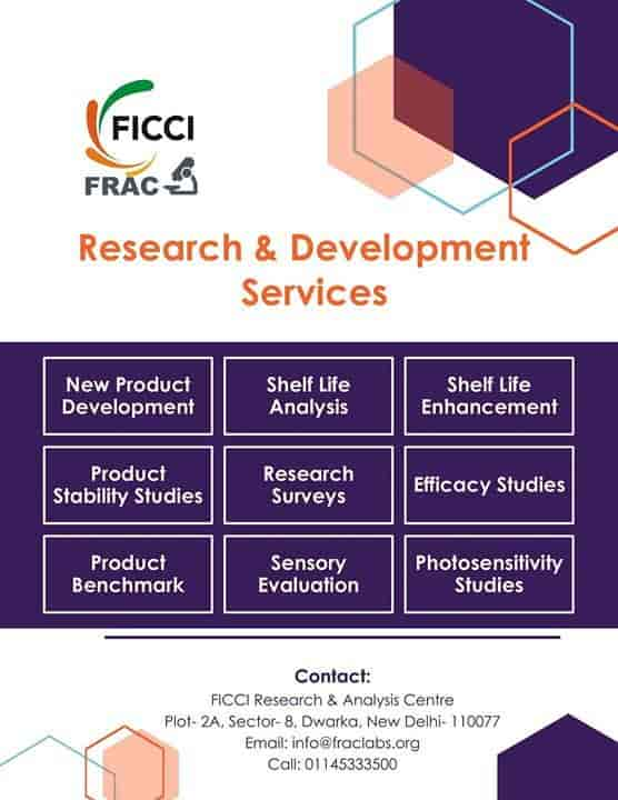 Ficci Research & Analysis Centre Frac, Dwarka Sector 8