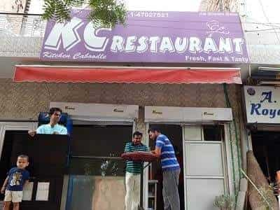 Kc Restaurant Dwarka Sector 7 Delhi Chinese Fast Food