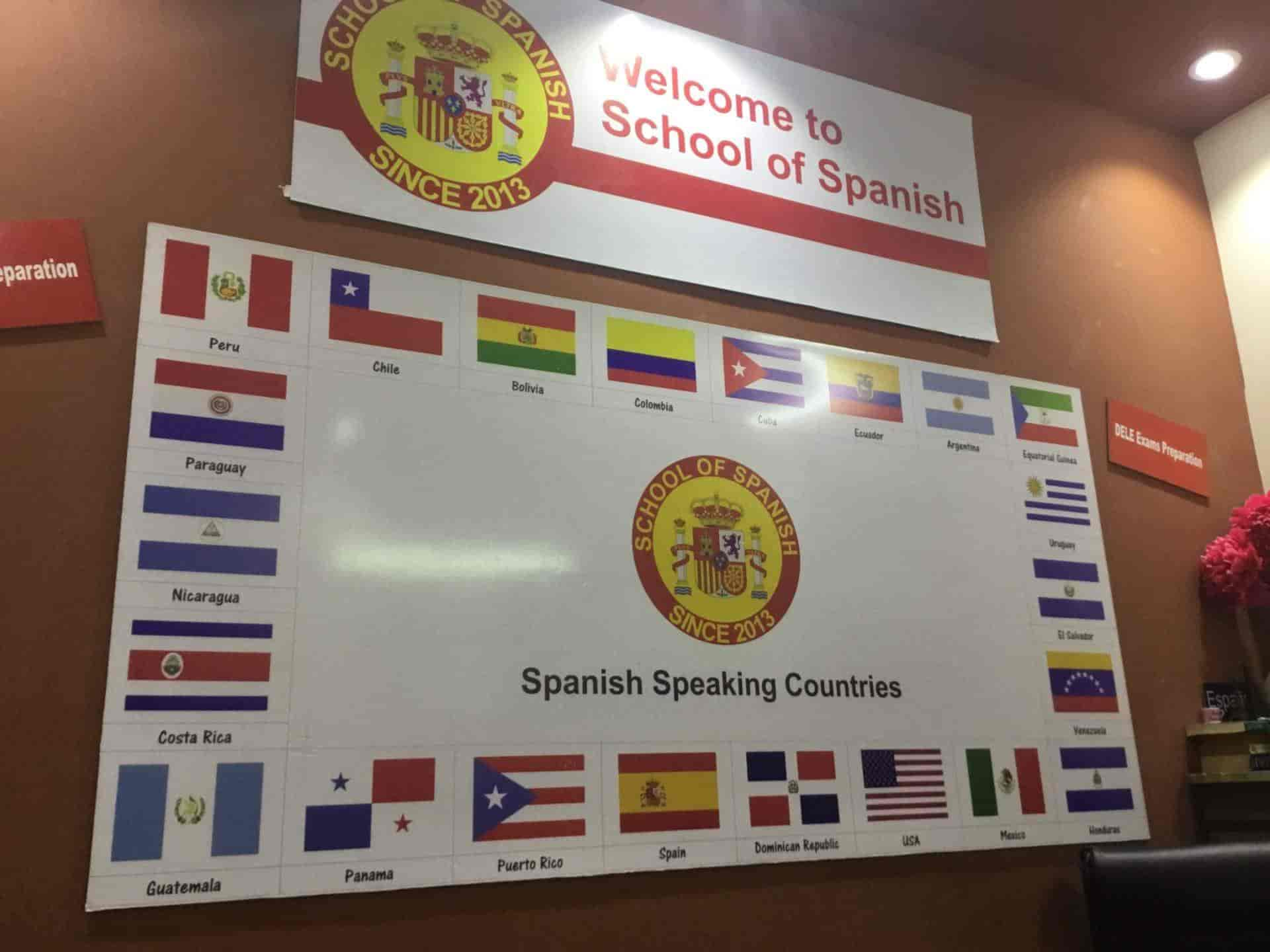 School Of Spanish, Indra Vihar - Language Classes For French in