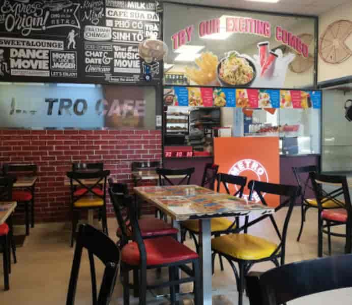 Metro Cafe Rajouri Garden Delhi Chinese Continental Fast Food Cuisine Restaurant Justdial