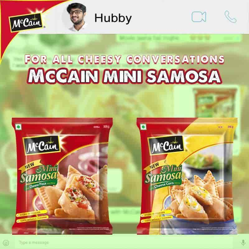 Mccain Food India Pvt Ltd, Lado Sarai-mehrauli - Frozen Food