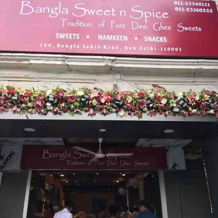 Bangla Sweet N Spice, Connaught Place, Delhi - North Indian