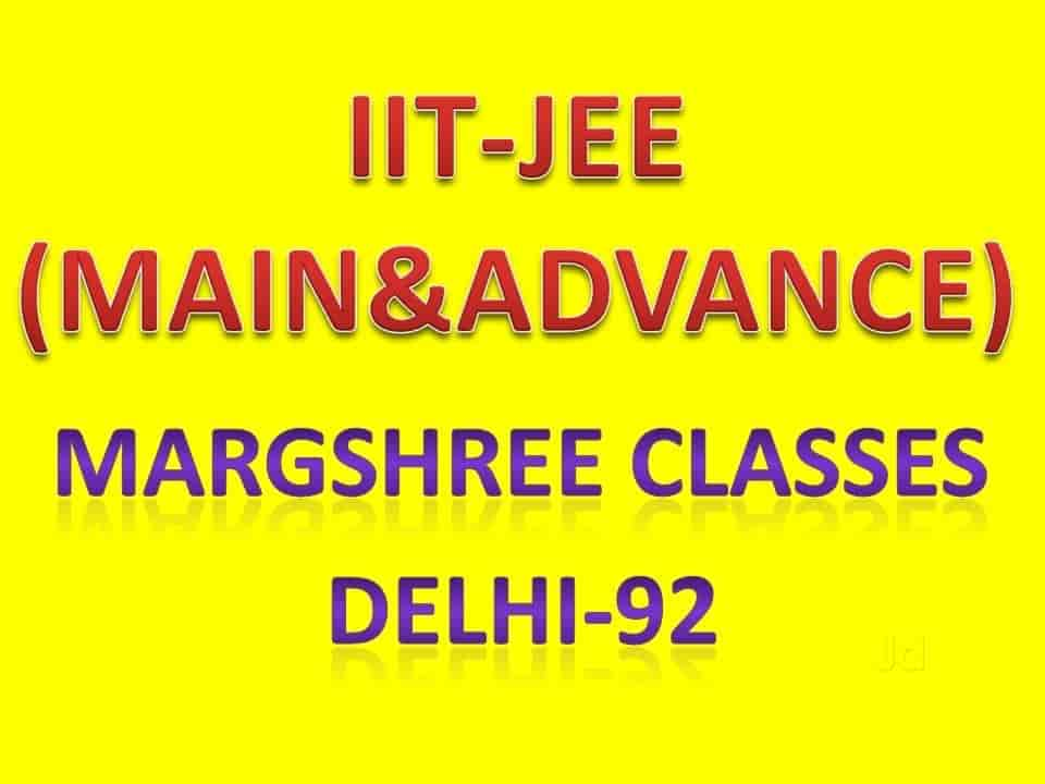 Margshree Classes Photos, Laxmi Nagar, Delhi- Pictures