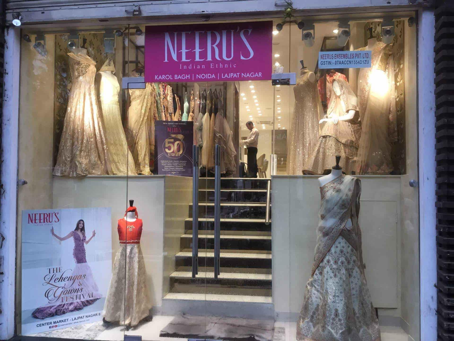 Neeru's Indian ethnic, Lajpat Nagar 2 - Boutiques in Delhi