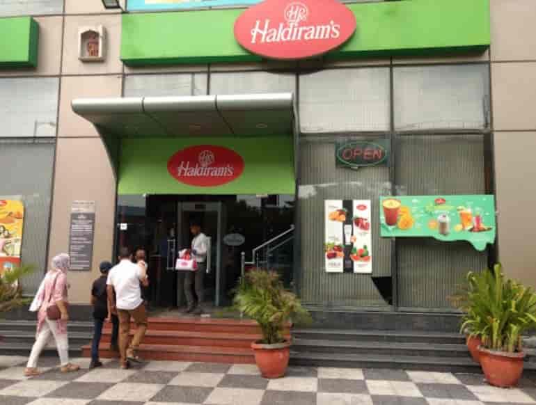 Haldiram's (D Mall), Rohini Sector 10, Delhi - Indian, Pan Asian ...