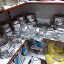 Shivom Electricals, Bhagirath Palace - Teflon Cable Dealers