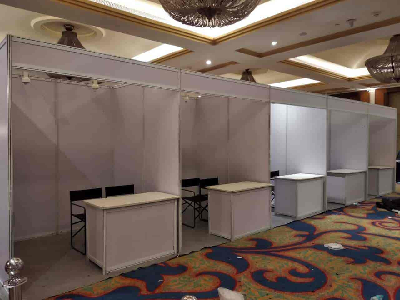 Exhibition Stall on Hire in Mumbai
