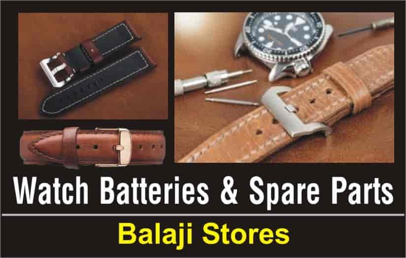 2ab81441923 Balaji Stores & Watch, Neb Sarai - Wrist Watch Repair & Services in Delhi -  Justdial