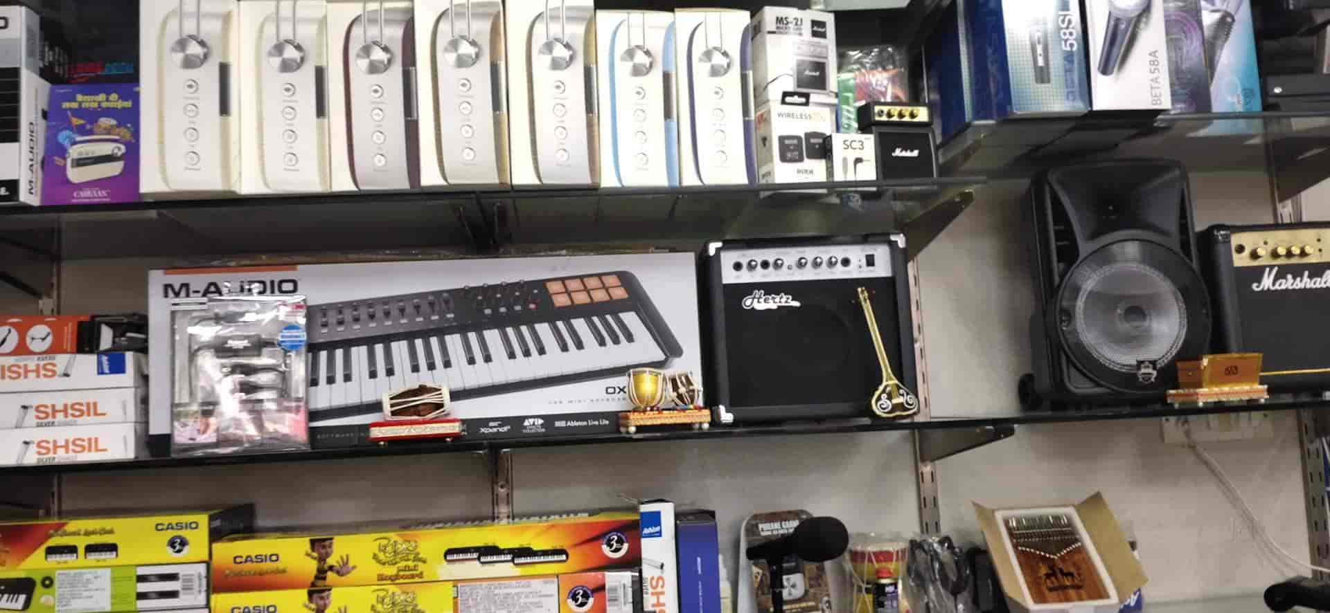 Rgs Music, Kalkaji - Musical Instrument Dealers in delhi