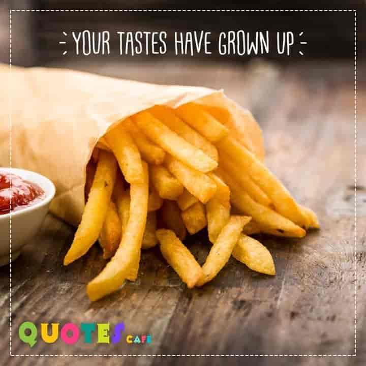 Quotes Cafe, Chhatarpur, Delhi - Food Menu Card - Justdial