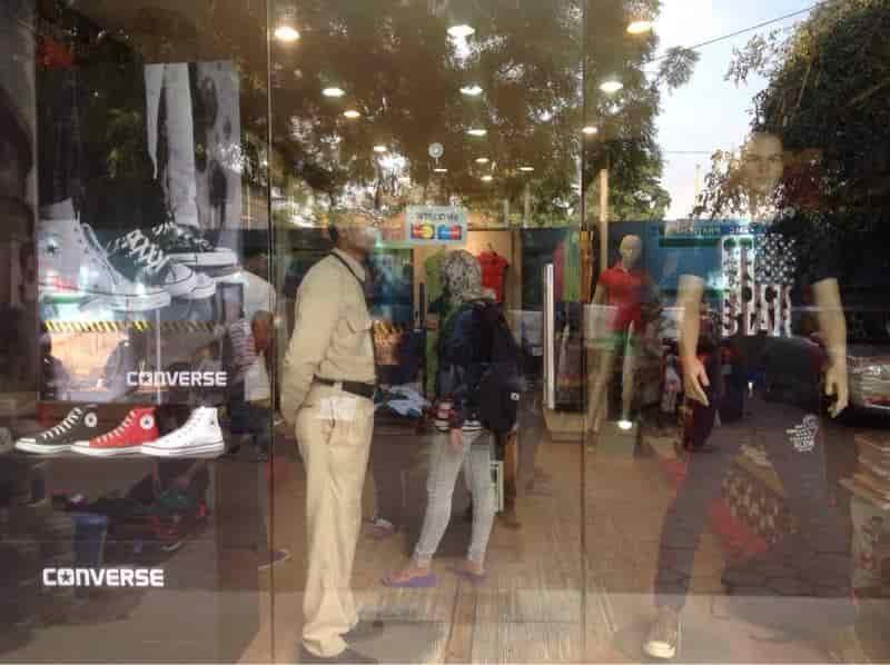 Converse Exclusive Store, Sarojini