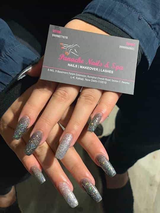 Panache Nails & Spa, Dwarka Sector 7 - Beauty Parlours For