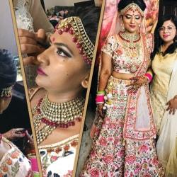 Pooja Sharma Bridal Makeup Artist Photos, Dwarka Sector 19, Delhi - Beauty Salons ...