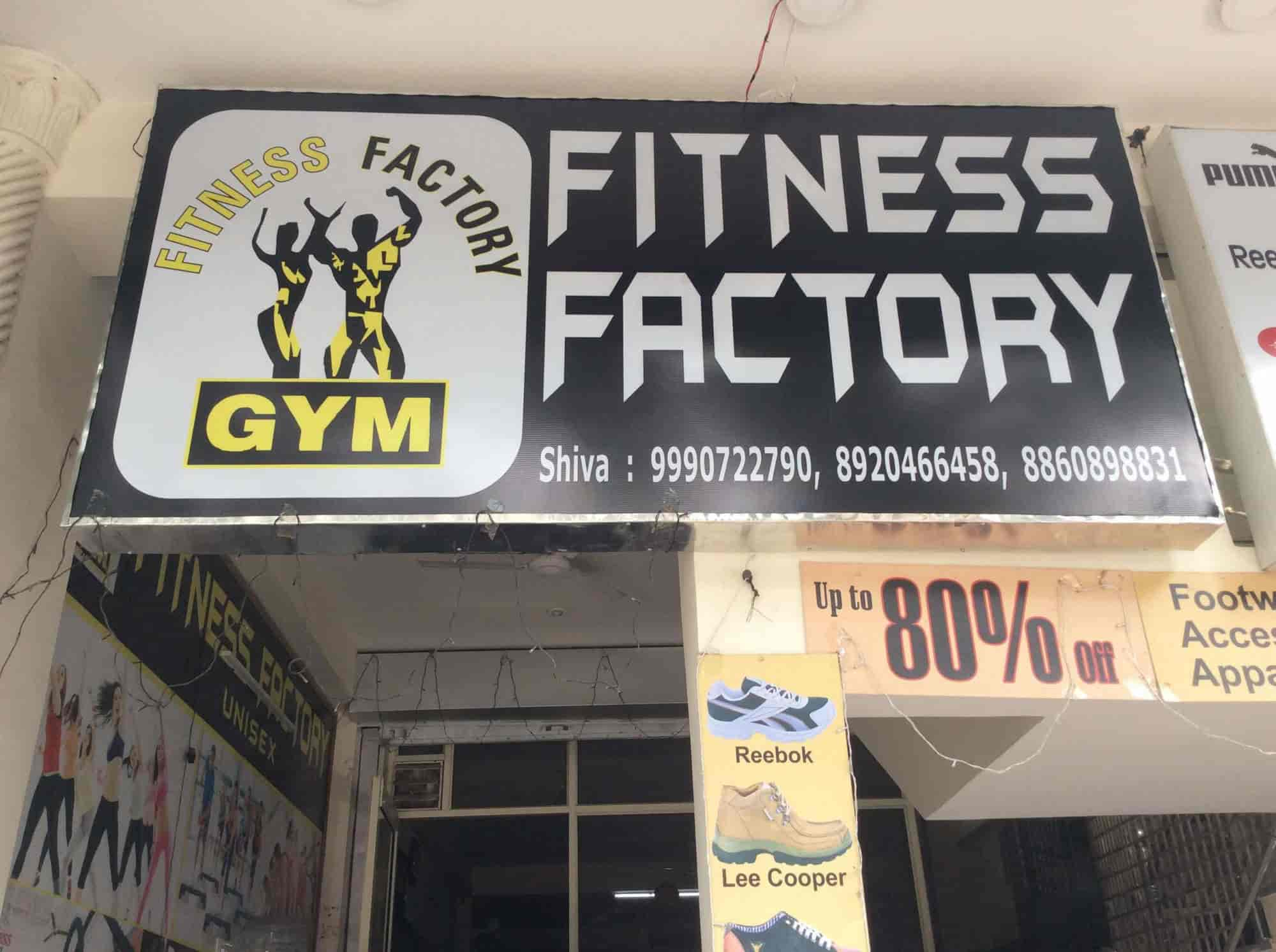 Unisexy fitness factory