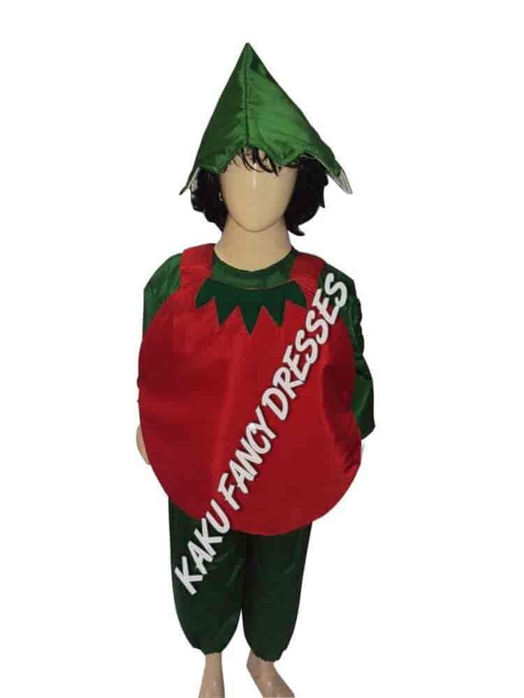 859a540e2fa0 ... Tomato Fancy Dress Costume - Kaku Fancy Dresses Photos, Bhogal, Delhi -  Costumes On ...