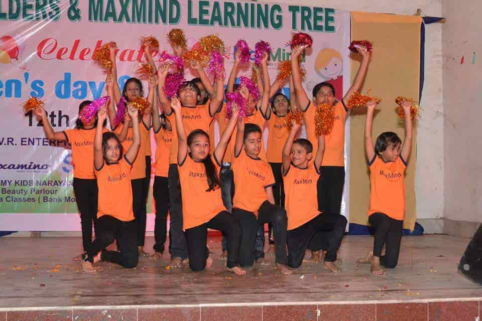 Maxmind Learning Tree, Near Dr  P  K  Senger - Abacus
