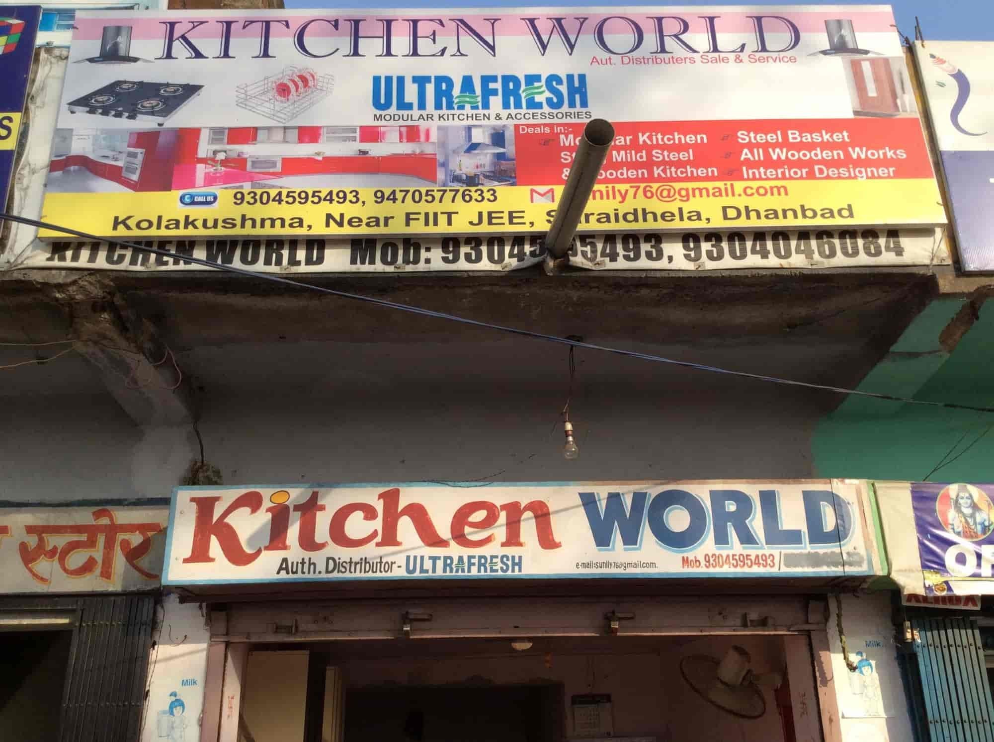Kitchen world photos saraidhela dhanbad modular kitchen dealers