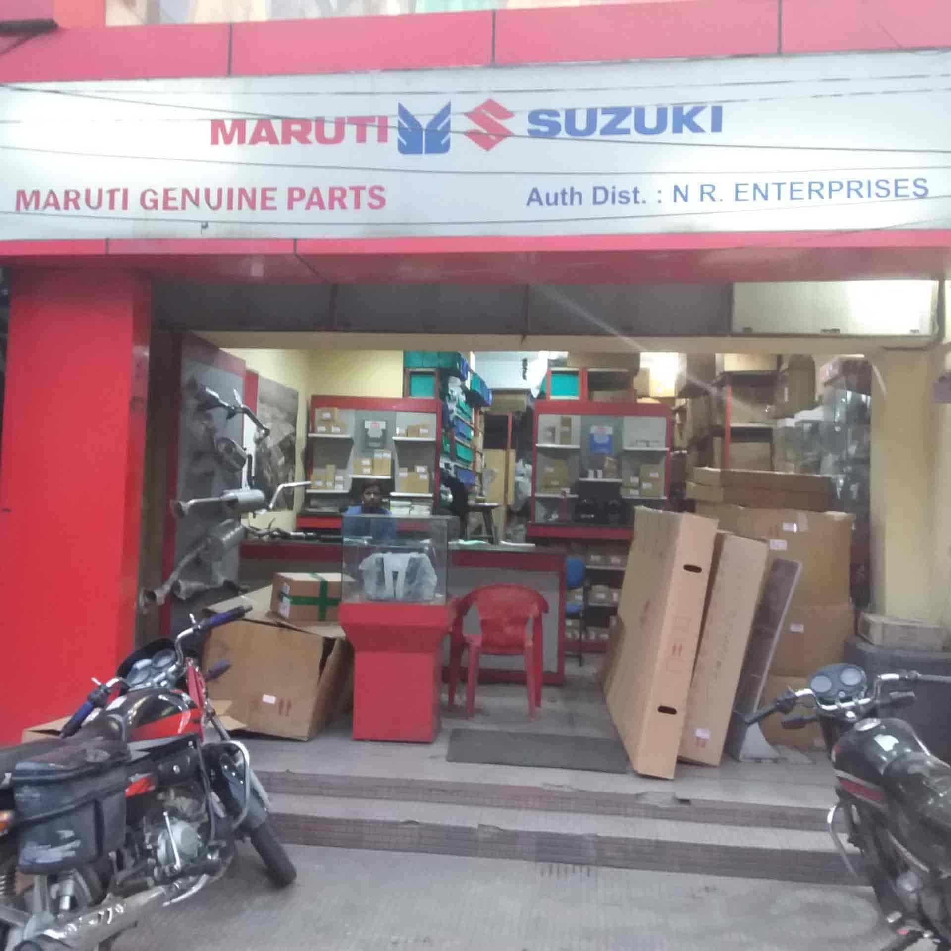 Maruti Genuine Parts, Bank More - Car Accessory Dealers in
