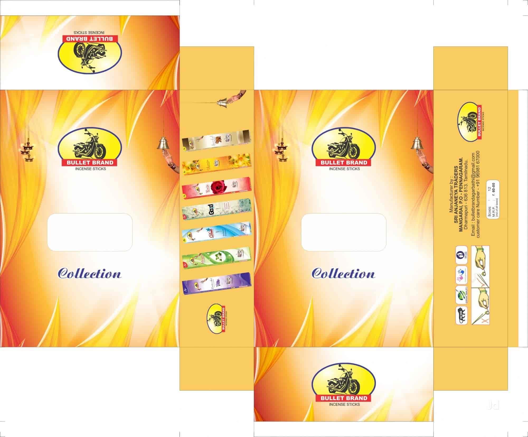 Bullet Brand Agarbathi, Pennagaram - Agarbatti Dealers in
