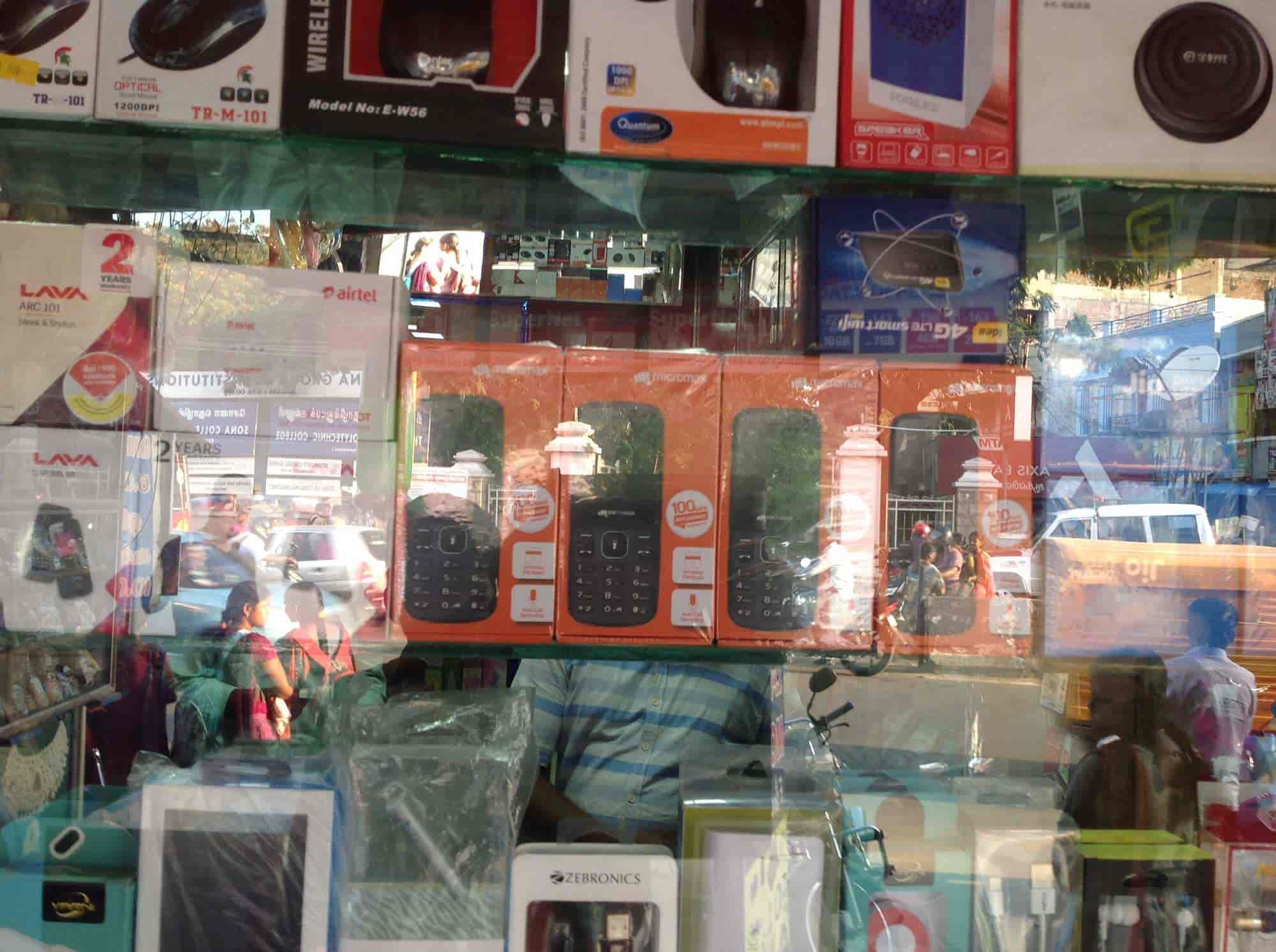 Devi Mobiles, Dharmapuri Ho - Mobile Phone Dealers in