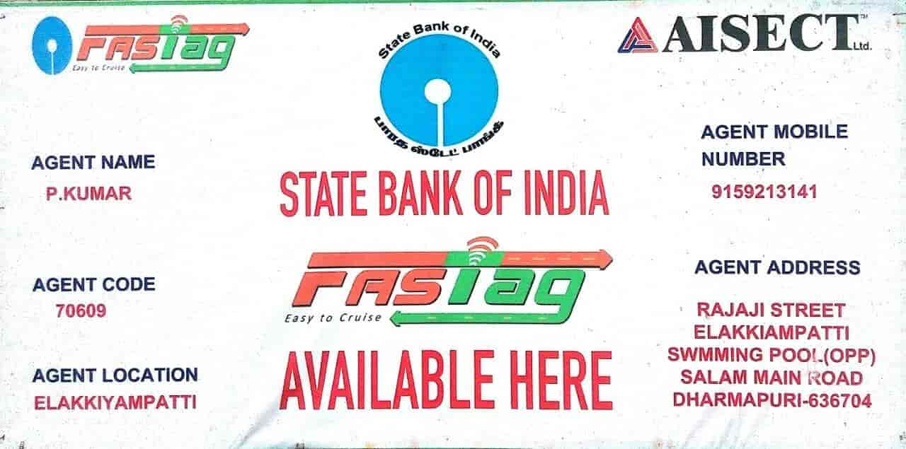 Fastag Sbi Gvrs India Collectorate Electronic Toll Collection