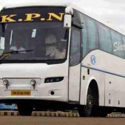 Kpn Travels India Ltd Oddanchatram Bus Services In Dindigul