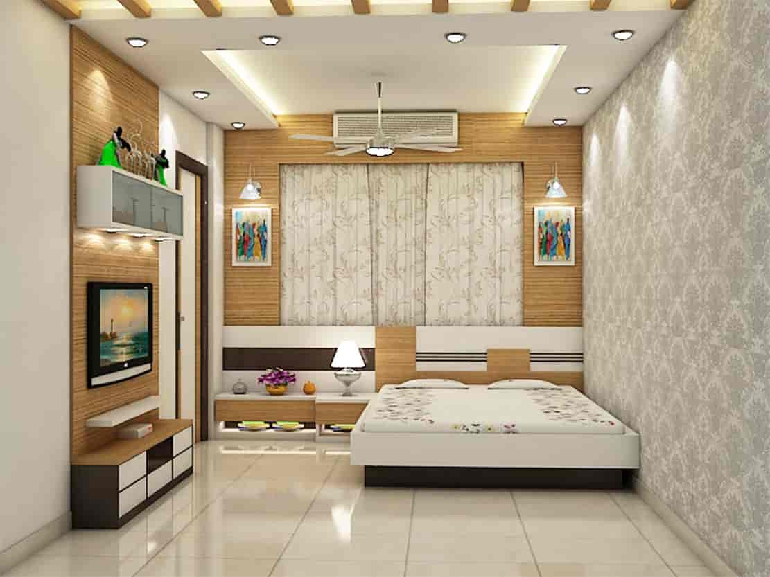 ... Wallpaper Interior Design Photos, City Centre Durgapur, Durgapur    Interior Designers ...