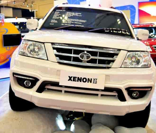 Tata Motors Utility Vehicles