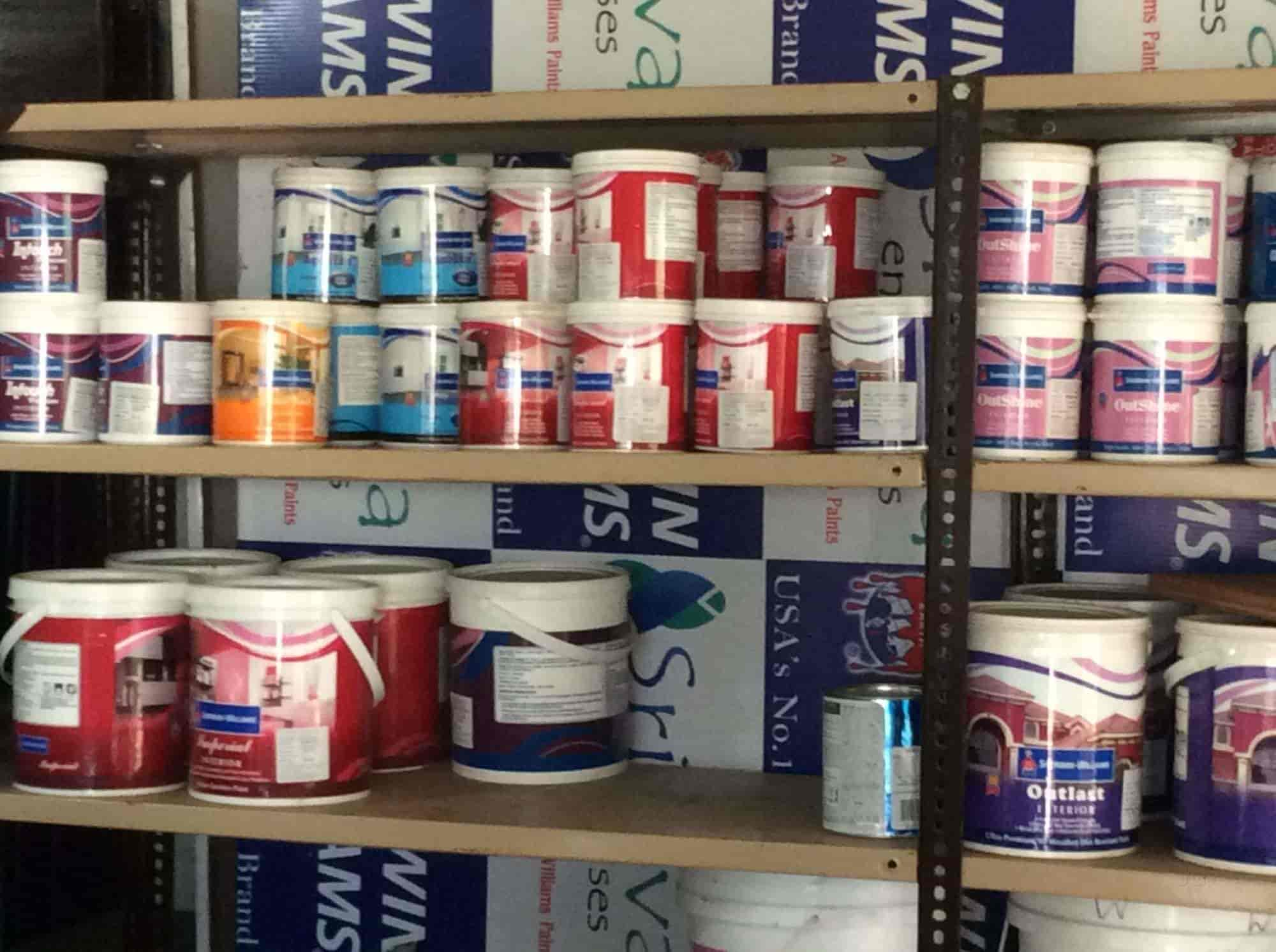 Sri Siva Enterprises Sherwin William Paints Mandapeta Paint Dealers In East Avari Justdial