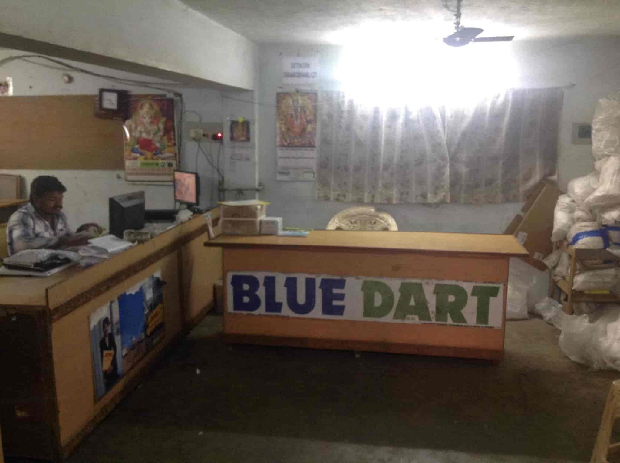 Blue Dart Courier Office, Eluru HO - Courier Services in