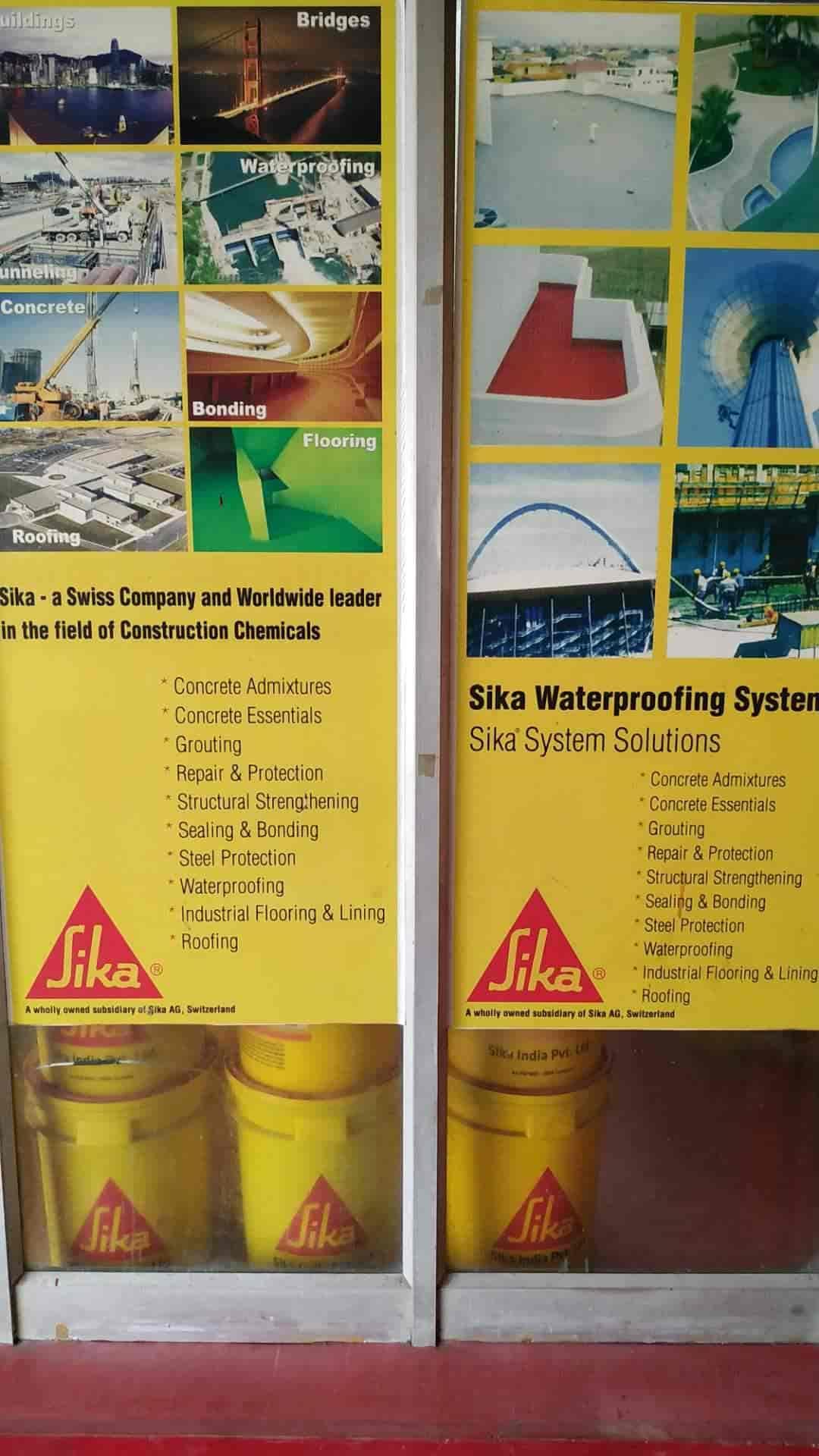 Industrial Consortium, Panampilly Nagar - Chemical Dealers